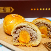 開璽-烏豆沙蛋黃酥、魯肉蛋黃酥、芋泥蛋黃酥 2016中秋月餅禮盒 板橋伴手禮推薦
