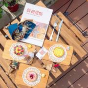 【台中西區 - 蒔初甜點 Originla Tart & Dessert 】台中甜點推薦║隱身在動漫巷中的迷人手工甜點店!新增內用座位區!並與『Im talato』合作推出「蒔初冰淇淋塔」讓大家消暑一