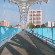 IG打卡聖地 > 台中北屯區。海天橋 約會.散步.野餐
