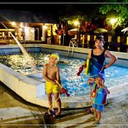 高雄六龜「麥克亞倫渡假村」-住宿、泡湯、休閒、景觀、玩水