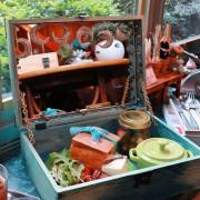 咖啡珈琲Coffee Cafe(巴黎小餐館):台南中西區早午餐 /台南法式甜點 /台南不限時咖啡廳