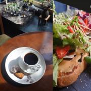 食記 ▏【台南中西區】Coffee Cafe'咖啡珈琲-慢食Brunch顛覆飲食文化|下午茶甜點|咖啡|早午餐