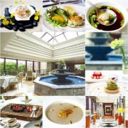 寶艾西餐廳Bel Air-Bar&Gril.台北君悅酒店▋美國杉河農場自然肋眼牛排、粉紅刺蝟甜點,餐點精緻美味,幽靜雅致品味獨具的求婚聖地
