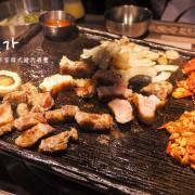 咚咚家돈돈가韓式豬肉專賣,五花肉、梅花豬燒烤
