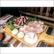 台北微食記::國父紀念館站::咚咚家韓式豬肉專賣店::優秀的豬◆不動你手,就進你口