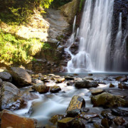 【桃園。復興】拉拉山小祕境。幽靈瀑布。鐵力庫部落