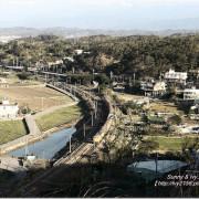 【苗栗造橋旅遊】鄭漢步道。俯瞰特色C型鐵路祕境