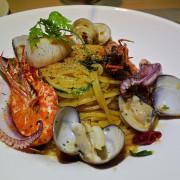 號子廚房 Micasa Kitchen,松江南京站 很不錯的海鮮義大利麵!!