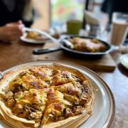 [苗栗竹南] 小木匠 Little Carpenter,溫馨美味早午餐 層餅實在太好吃啦!  菜單 價位 營業時間