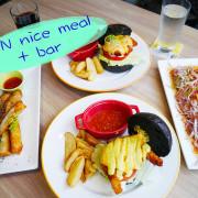 ☞【嘉義 西區】DEN.nice meal+Bar(DEN小餐館)~白天是餐廳,晚上變餐酒館~燈光美氣氛佳,鄰近嘉義火車站與秀泰廣場!!