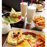 【食記】豐滿桃園站前店│吃得到新鮮、營養均衡的早午餐&咖啡下午茶讓你一整天元氣滿滿