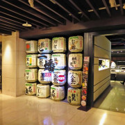 【台北餐廳】三燔美麗華-握壽司吃到飽