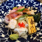台中食記【赤沐TAIKO】米平方內的日式爐端燒兼日本料理,東西普通,但是,送菜順序超級奇怪,握壽司的醋飯焦到不能再焦((附菜單