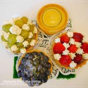 【美食】Bonnie sugar Taipei手作甜點專門店。可愛水果塔 慶生.野餐都適合。雜貨x甜點x烘焙 鄉村風小店。高雄人氣甜點。不限時咖啡店