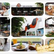 台中美食-博斯逗狗樂園 BOSS DOG 大狗&小狗的快樂度假天堂~