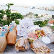 下午茶提案-來去野餐看夕陽 熱樂煎爆漿乳酪三明治 貓咪提籃 伴手禮