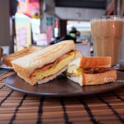 【台中北屯】暮香碳烤土司[大連二店]-台中早餐美味炭烤土司推薦.也有貝果選擇