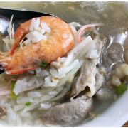 【高雄】大上品排骨酥湯/蝦米飯 小港店 - 海產粥與熟食小吃