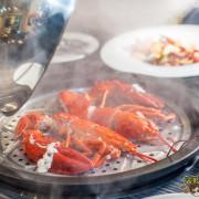 九鼎蒸霸蒸鮮料理 海鮮活撈現點現煮!鮮度滿分蒸新鮮。