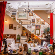 台北約會餐廳 香頌私宅洋樓 一秒掉進法國沙龍、求婚慶生推薦