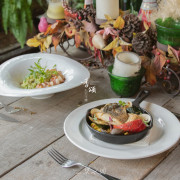 香頌私宅洋樓,錯身在法租界洋樓般的異國午餐饗宴