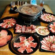 【台北美食】燒肉殿/忠孝復興站~價位499吃到飽,提供了數十種以上肉類跟海鮮,豬、牛、羊、沙拉、涼拌小吃、飲料、冰淇淋隨你吃