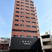 [台中住宿]鬧區中矗立,低調夜店風格,讓人住的自在的薆悅酒店inhouse hotel台中館