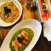 捷運國父紀念館站✿Pa Pa Rice 義大利燉飯專賣店✿ 厲害的義式燉飯 ! 平價美味CP值超高~ 激推!!