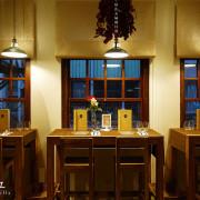 食台北|牧山丘 MuHills,走進百年老街品嘗浪漫的義式饗宴 / 大稻埕