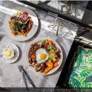 ✿台中✿ 再訪巷弄內的質感系餐廳 夢幻的落地玻璃座位真的是美翻好好拍 美味兼具水準的早午餐跟義大利麵都超推薦 ➜ Fermento發酵