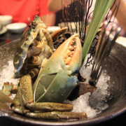 吃蟹的季節開跑【柊浅川火鍋專賣店】二訪
