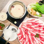 「台北美食」品湯。白色麻辣鍋專賣店,檳城三代傳承精華老火湯。信義安和火鍋推薦