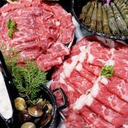 台中火鍋推薦-肉魂鑄鐵料理,超彭湃大胃王套餐50盎司肉盤大滿足 - 棉花糖的天空
