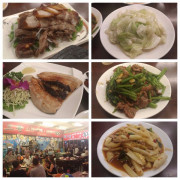 20170903@新店阿三哥山珍海味 新店快炒人氣王