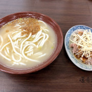 =環南米苔目= 板橋美食/媲美日式豚骨高湯與台式米台目的結合/超平價佛系美食