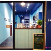 【52Hz Coffee Bar ⋈ 台北大安區】由藍色系打造的沉穩清新風,緣份的開始及延續,不限時咖啡廳