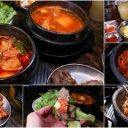 韓式料理吃到飽推薦槿韓食堂,高達30多樣經典韓式必吃美食無現場 X 高雄火車站美食推薦 - 跟著尼力吃喝玩樂&親子生活