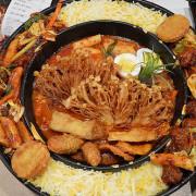 OMAYA春川炒雞-宜蘭店~~宜蘭車站美食.料多味美的韓式料理