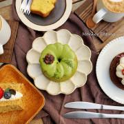 【台中南屯】隱身巷弄舊宅療癒系甜點『小麥菓子』-|抹茶控必訪迷你小戚風|甜點。下午茶|台中甜點推薦