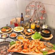 韓式燒肉!!連韓國人都來吃 | 龍門馬場洞燒肉專賣店 ● 台中北屯燒肉