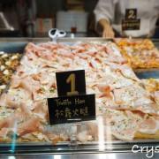 【台北美食推薦】SQUARE Pizza al Taglio 方 一個人也能獨享 長方形薄pizza口味好多松露薯條好香濃推薦!(異國料理 信義區 市政府  )