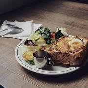 模範貝果MOFAN BAGELS|台中西區早午餐|期間限定菜單,把最愛深埋吐底的吐司餐