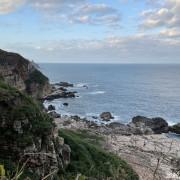 [新北貢寮] 龍洞灣岬步道 ~ 輕鬆好走,有壯觀峭壁、無敵美景的海景步道