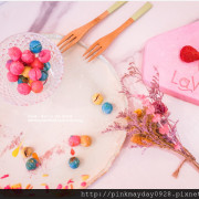 ✿台南✿ 燃燒少女心 粉嫩夢幻的童話感咖啡廳 繽紛色彩又有創意的餐點 真的是讓人拍個不停阿 ➜ 神田のLa Vie風格誌