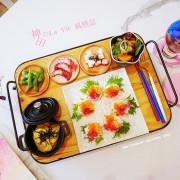 台南 安平區 隱身住宅區的粉紅色夢幻朝午食。神田のLa Vie 風格誌♥日式朝午料理輕套餐|午茶趣味飲品|甜點派對客製