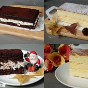 《團購美食》黑天使的禮物~ 深黑白巧克力條、檸檬鐵塔乳酪條