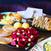 在台南老屋享用清爽美味的早午餐, 現在套餐加購新套餐享優惠折扣|磚塊早午餐,新菜單上市! - 進食的巨鼠