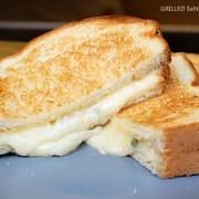 《北市大安區♥食記》GRILLED SeNDWIsH 格里歐s三明治。融入五種起司的經典美味,像半融化瀑布起司簡直超犯規!(國父紀念館站)