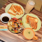 Grilled格里歐's三明治激推平價高cp料多味美的國父紀念館早午餐
