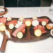 【台北美食】樂軒和牛專賣店 夢幻一頭牛~好吃到流淚的頂級燒肉專賣店